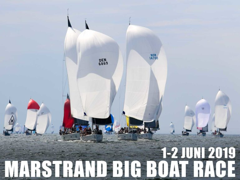 Marstrand Big Boat Race