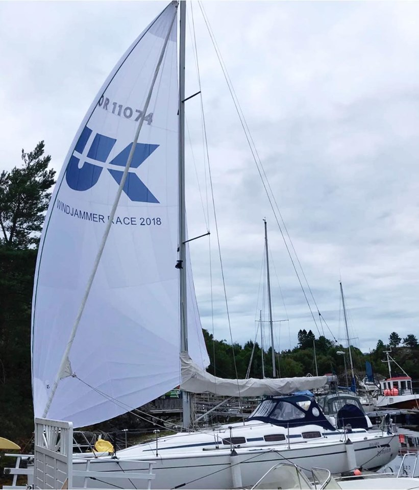 UK Sailmakers premie!